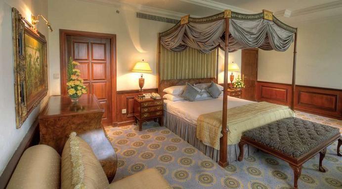 Le Royal Meridien Chennai Honeymoon Suite Room